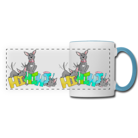 Hi Hi Hi!! Apollo's Pack Mug ~ Apollo's Pack - the Pack that gives Back