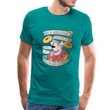 Bagel/Sprinkled Donut T-Shirt ~ Apollo's Pack - the Pack that gives Back