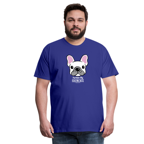 Pardon My Frenchie T-Shirt ~ Apollo's Pack - the Pack that gives Back