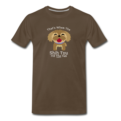 Shih Tzu T-Shirt ~ Apollo's Pack - the Pack that gives Back