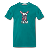 Play?! T-Shirt ~ Apollo's Pack - the Pack that gives Back