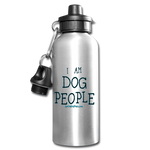 I Am Dog People Water Bottle ~ Apollo's Pack - the Pack that gives Back