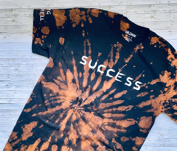 Success Bleached Tie-Dye Tee