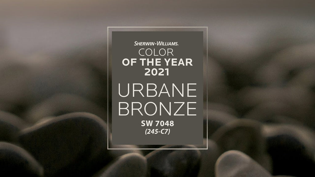 Urbane Bronze 2021 Sherwin Williams Colour of the Year