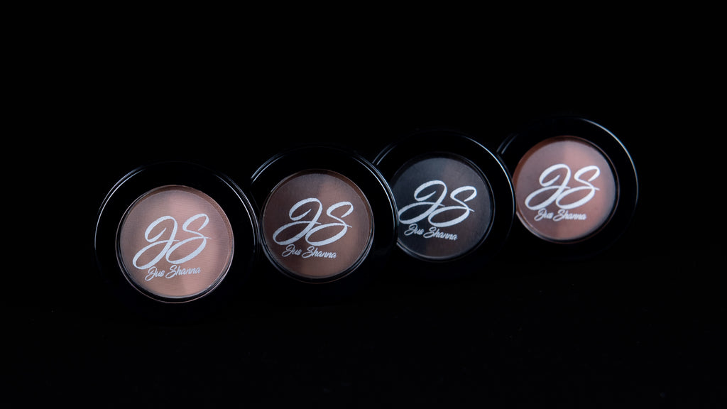JS Eyebrows -Group Black 2 - Jus Shanna Collection