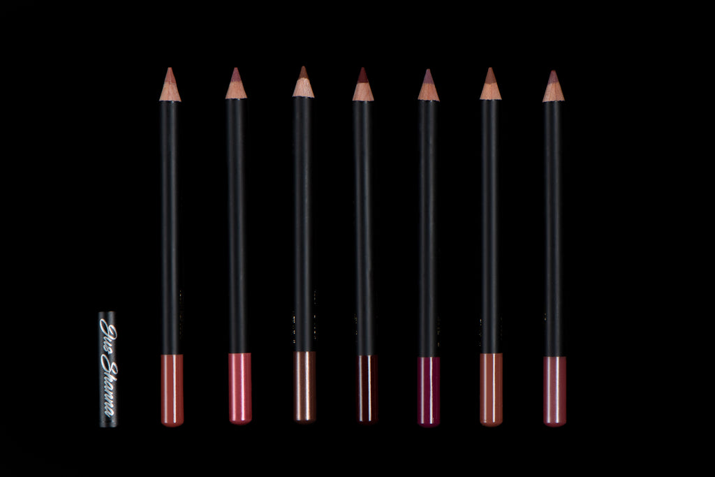 JS Lip Liner Pencil Group Black BG - Jus Shanna Collection