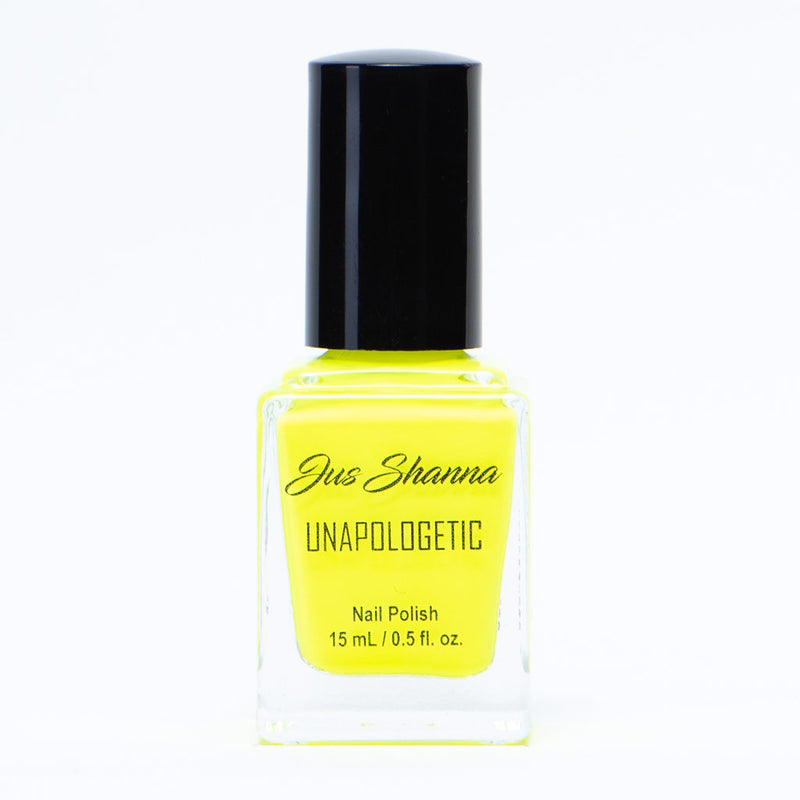Yellow Highlighter - Jus Shanna Collection