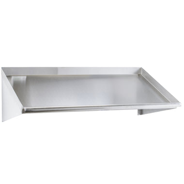 "42"" Wall Mounted Slanted Rack Shelf"