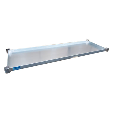 "Additional undershelf for 24"" x 60"" AmGood work table - AmGoodSupply.com"