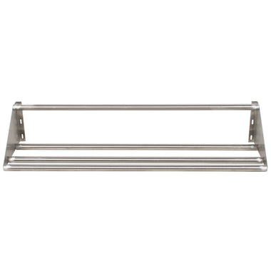 "62"" Tubular Rack Wall Mounted Shelf"