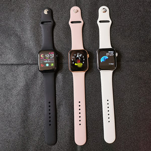 Smart watch style pack. 3 watch pack. Smart watch series 5 like Apple.