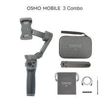 Load image into Gallery viewer, DJI Osmo Mobile 3 gimbal for smartphones
