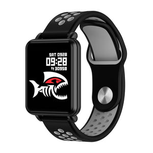 Smart watch for sports. Choice of straps, Android & IOS apps.