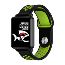 Load image into Gallery viewer, Smart watch for sports. Choice of straps, Android & IOS apps.