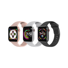Load image into Gallery viewer, 3 pack smart watch 5 3 styles, 9 combinations