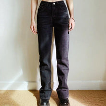 Load image into Gallery viewer, Daphne Jeans in Washed Black *