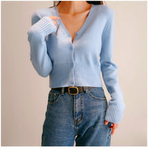 Load image into Gallery viewer, Wen Sweater in Blue *