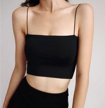 Load image into Gallery viewer, Kendall Padded Crop Top *