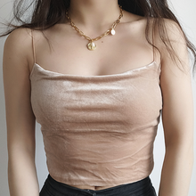 Load image into Gallery viewer, Violeta Velvet Top *