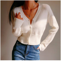 Load image into Gallery viewer, Wen Sweater in White