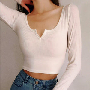 Ophelia Long Sleeve Top *