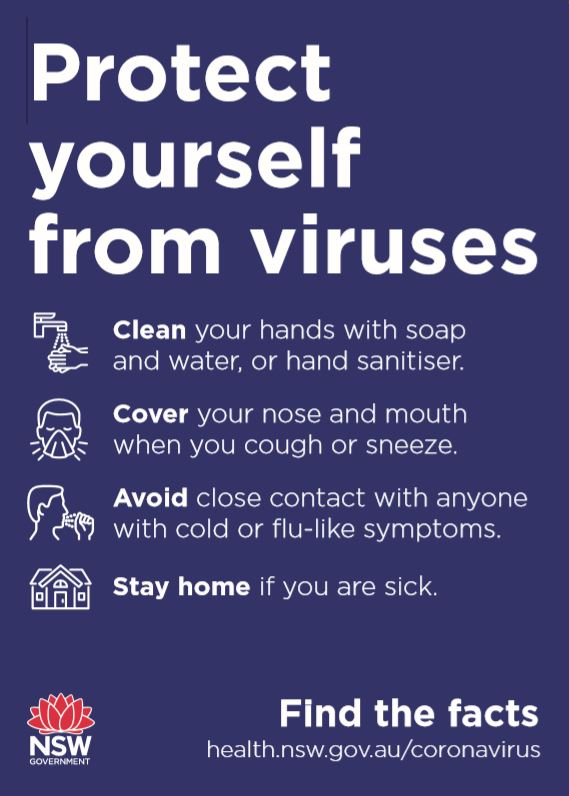 Protect Yourself From Virus