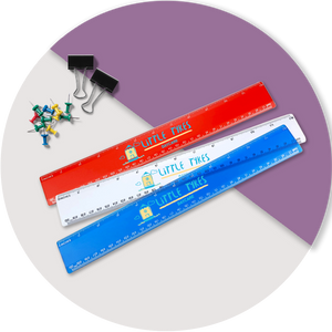 Ruler 30xm Branded from $1.10 each