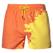 SWITCHS COLOR CHANGING SWIM TRUNKS