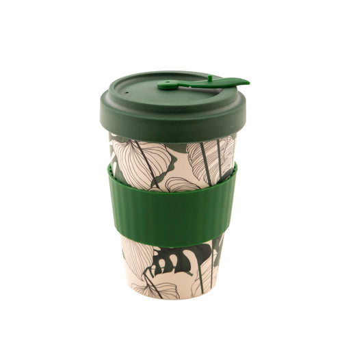 To go beker bamboevezel - Jungle