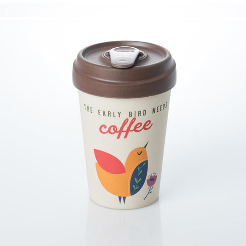 BambooCup* drinkbeker Early Bird - 400ml