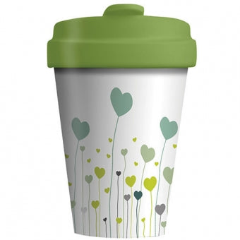 BambooCup* drinkbeker Field of Love - 400ml
