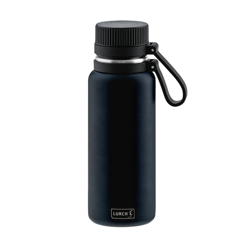 Outdoor thermosfles - Zwart - 500ml