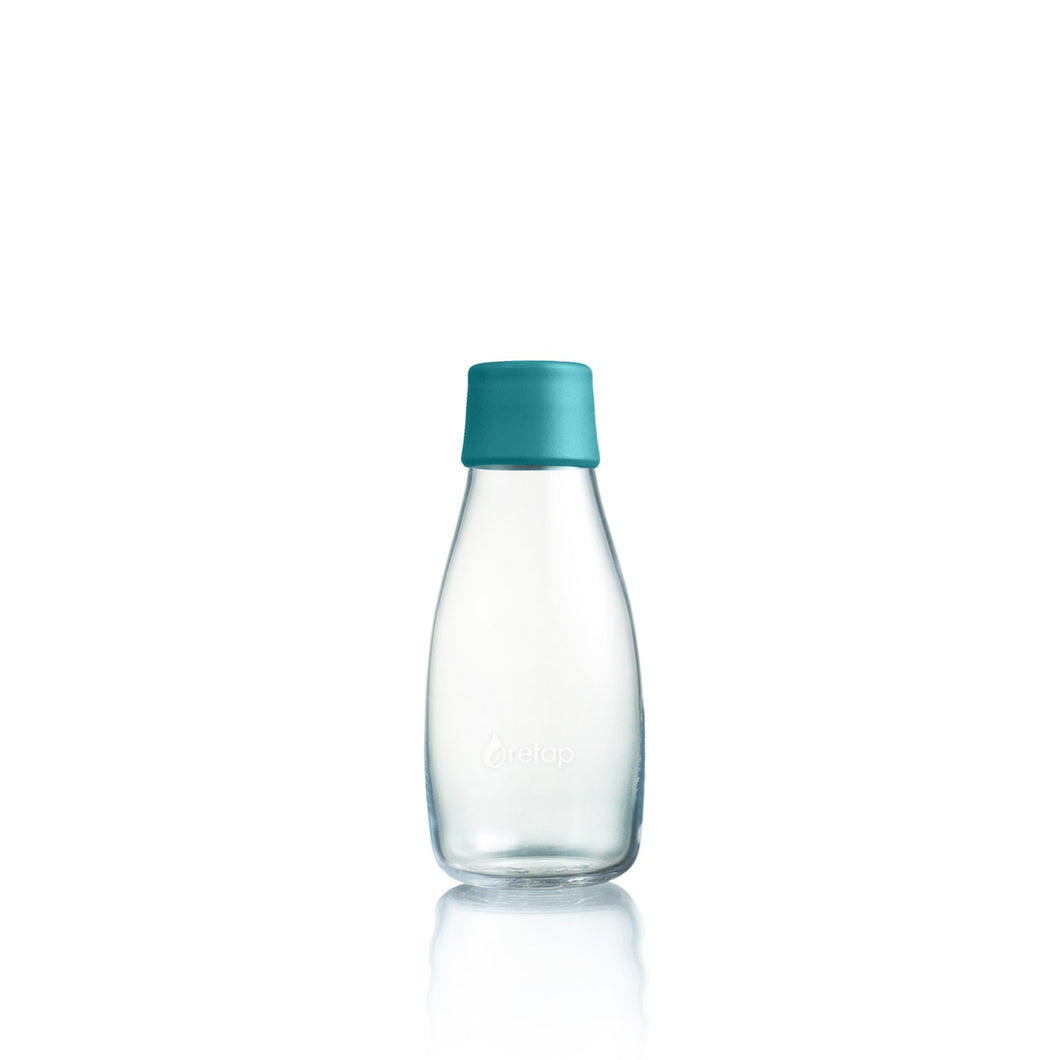 Retap waterfles Petrol - 300ml
