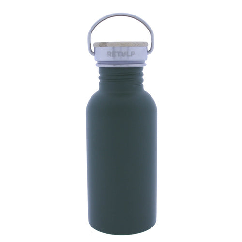 Urban RVS waterfles - Forest Green - 500ml