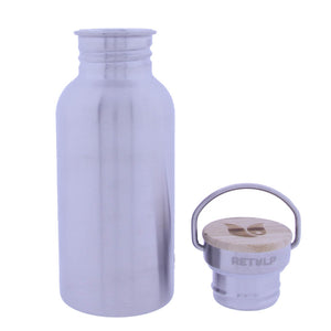 Urban RVS waterfles - 500ml