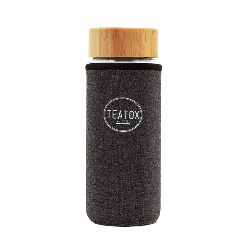 Thermo-Go Bottle Sleeve - Donkergrijs