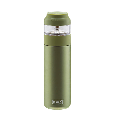Thermosfles met thee infuser - Groen