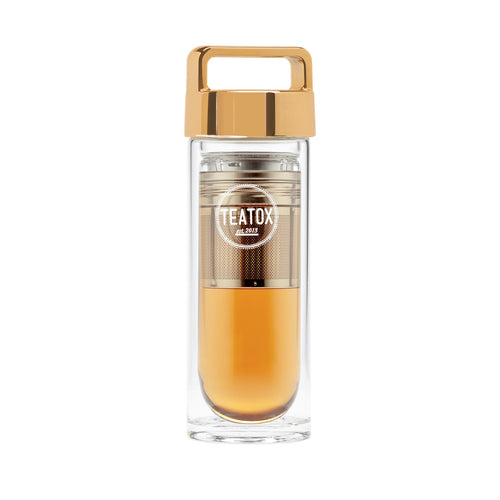 Thermo-Go Bottle - Gold - 330ml