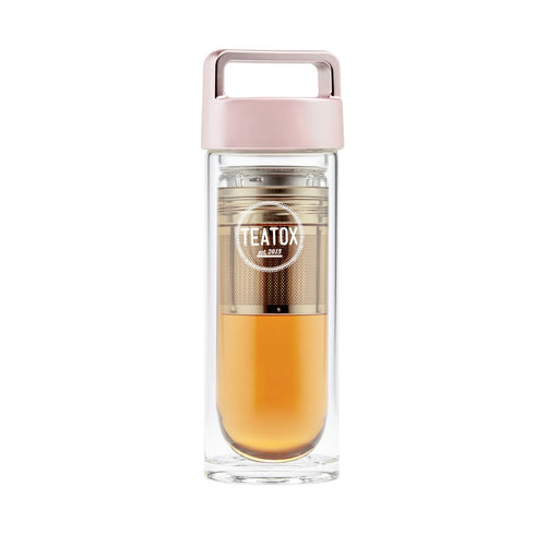 Thermo-Go Bottle - Rosegold - 330ml