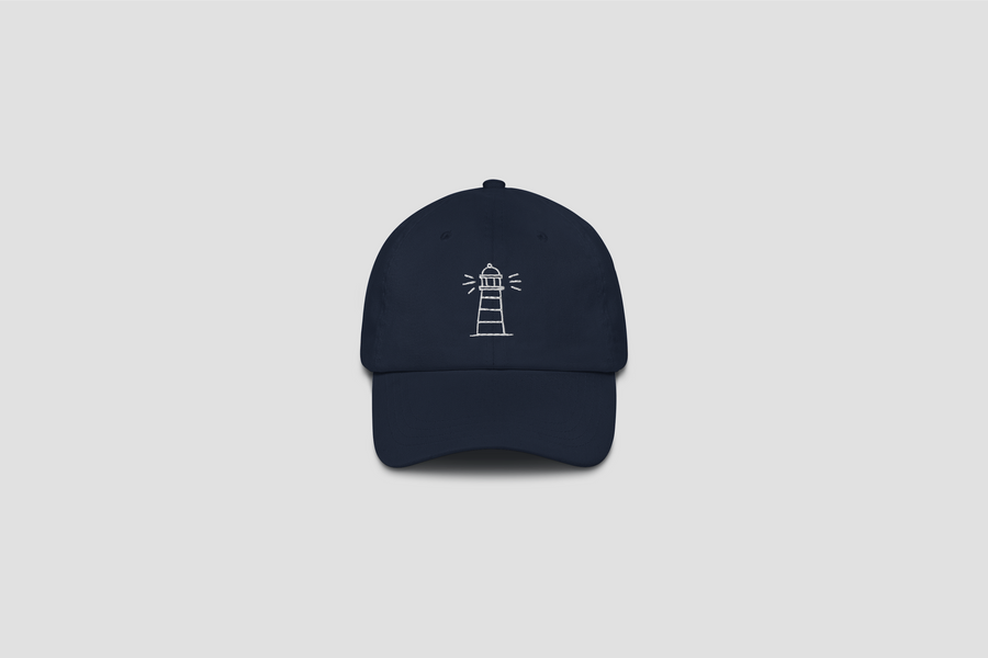 Lighthouse Strapback Hat