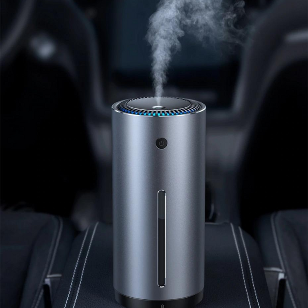 Car Air Humidifier With LED Light