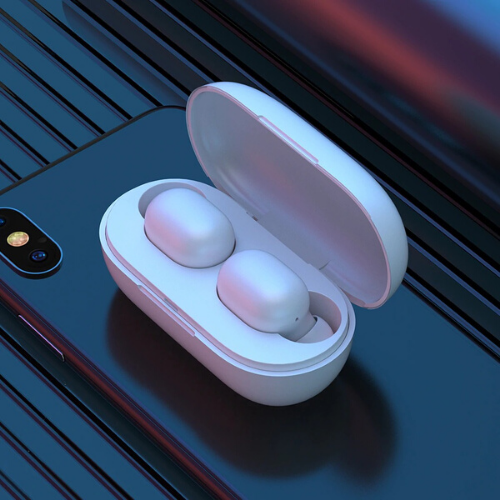 Fingerprint Touch Bluetooth Ear Bud