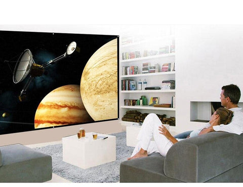 Projector Screen HD for Home Theater Movie