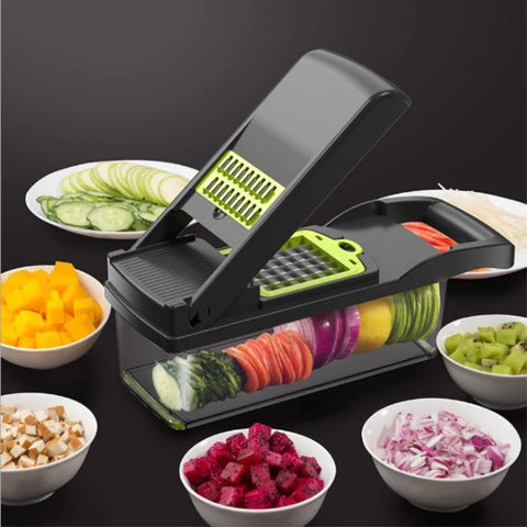 Vegetable and Fruit Grater with container