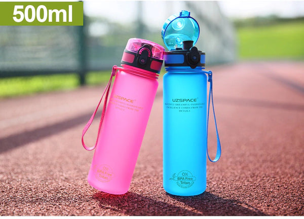 Eco-Friendly Water Bottles for Outdoor Sports