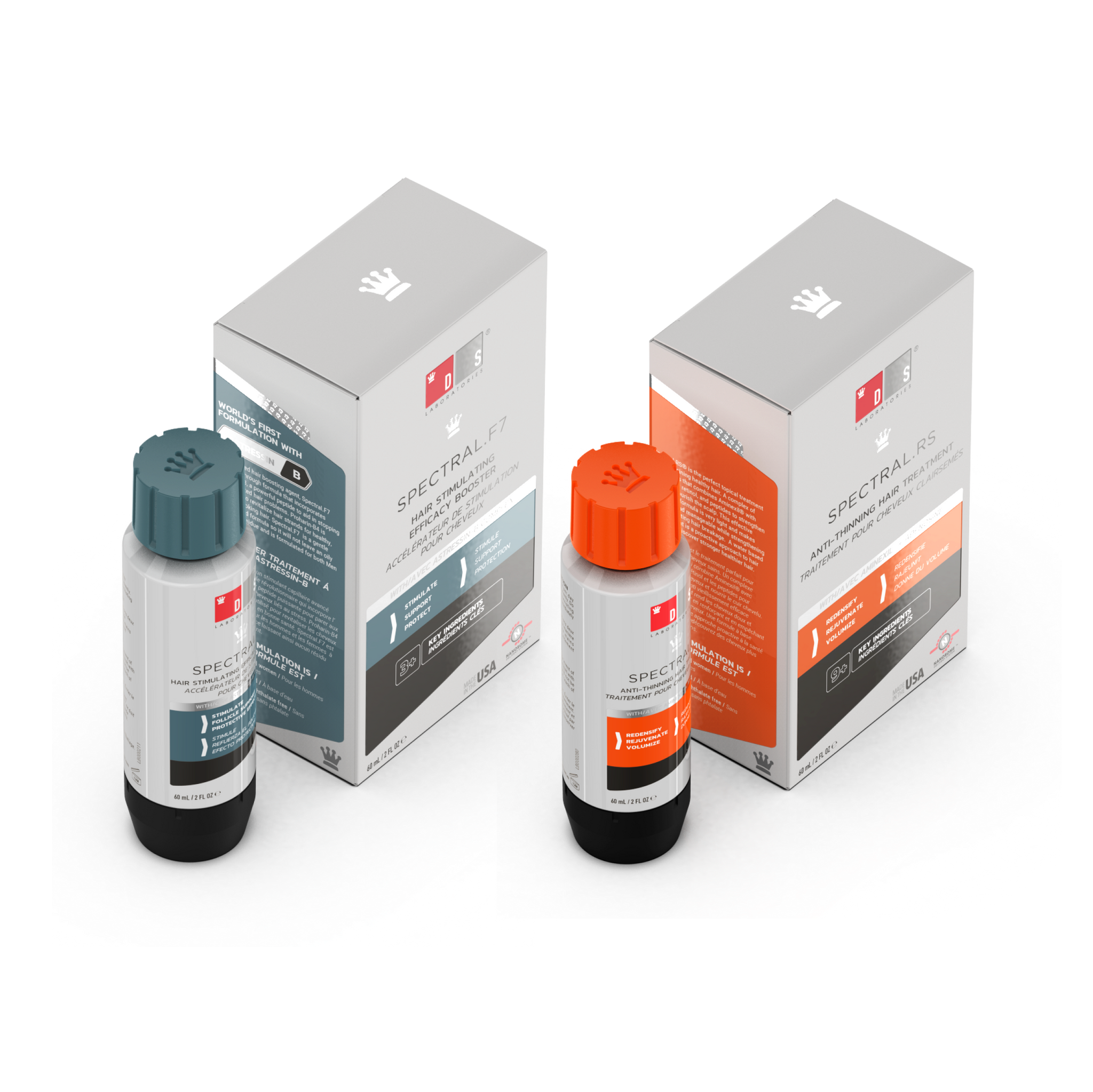 Anti-Hair Thinning Kit | Spectral.RS + Spectral.F7