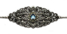 Load image into Gallery viewer, Large Gothic Filigree Headpiece