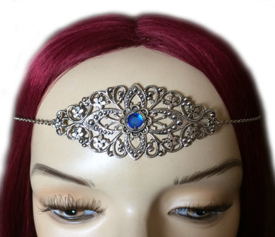 Large Gothic Filigree Headpiece