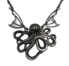 Load image into Gallery viewer, Cthulhu Necklace