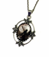Load image into Gallery viewer, Fairy Cameo Earrings & Pendant Set
